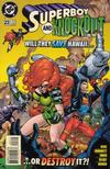 Cover for Superboy (DC, 1994 series) #23 [Direct Sales]