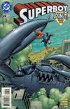 Cover for Superboy (DC, 1994 series) #26 [Direct Sales]