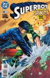 Cover for Superboy (DC, 1994 series) #30 [Direct Sales]