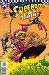 Cover for Superboy (DC, 1994 series) #31 [Direct Sales]