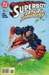 Cover for Superboy (DC, 1994 series) #32 [Direct Sales]