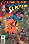 Cover for Superboy (DC, 1994 series) #33 [Direct Sales]