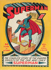 Cover for Superman (DC, 1939 series) #[1]