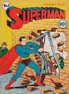 Cover for Superman (DC, 1939 series) #5