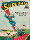 Cover for Superman (DC, 1939 series) #7