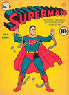 Cover for Superman (DC, 1939 series) #11