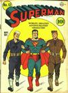Cover for Superman (DC, 1939 series) #12