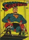 Cover for Superman (DC, 1939 series) #21