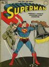 Cover for Superman (DC, 1939 series) #26