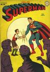 Cover for Superman (DC, 1939 series) #33