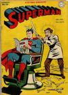 Cover for Superman (DC, 1939 series) #38