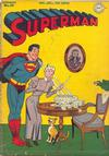 Cover for Superman (DC, 1939 series) #43