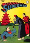 Cover for Superman (DC, 1939 series) #45