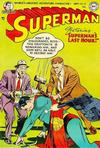 Cover for Superman (DC, 1939 series) #92