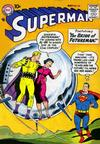 Cover for Superman (DC, 1939 series) #121