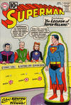 Cover for Superman (DC, 1939 series) #147