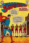 Cover for Superman (DC, 1939 series) #153
