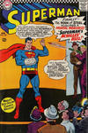 Cover for Superman (DC, 1939 series) #185