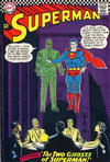 Cover for Superman (DC, 1939 series) #186