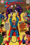 Cover for Superman (DC, 1939 series) #206