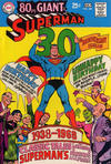Cover for Superman (DC, 1939 series) #207