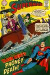 Cover for Superman (DC, 1939 series) #210
