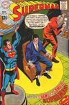 Cover for Superman (DC, 1939 series) #211