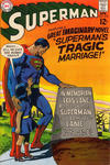 Cover for Superman (DC, 1939 series) #215