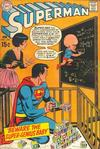 Cover for Superman (DC, 1939 series) #224