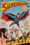 Cover for Superman (DC, 1939 series) #229