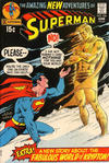 Cover for Superman (DC, 1939 series) #238