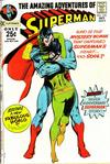 Cover for Superman (DC, 1939 series) #243