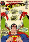 Cover for Superman (DC, 1939 series) #247