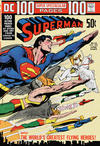 Cover for Superman (DC, 1939 series) #252