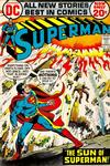 Cover for Superman (DC, 1939 series) #255