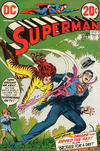 Cover for Superman (DC, 1939 series) #256