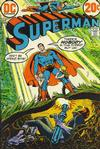 Cover for Superman (DC, 1939 series) #257
