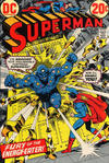 Cover for Superman (DC, 1939 series) #258