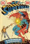 Cover for Superman (DC, 1939 series) #259