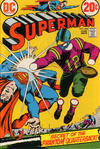 Cover for Superman (DC, 1939 series) #264