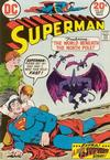 Cover for Superman (DC, 1939 series) #267