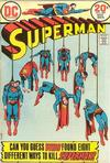 Cover for Superman (DC, 1939 series) #269