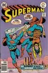 Cover for Superman (DC, 1939 series) #306