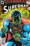 Cover for Superman (DC, 1939 series) #317