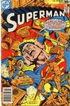 Cover Thumbnail for Superman (1939 series) #321