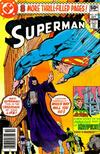 Cover Thumbnail for Superman (1939 series) #352 [Newsstand]