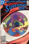 Cover for Superman (DC, 1939 series) #399 [Canadian]