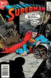 Cover Thumbnail for Superman (1939 series) #402 [Newsstand]