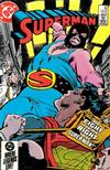 Cover for Superman (DC, 1939 series) #406 [Direct]