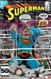Cover for Superman (DC, 1939 series) #408 [Direct]
